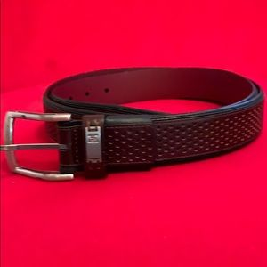 Genuine leather  Nike Tiger Woods Belt